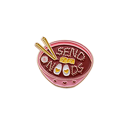 Kawaii Pins Collection | Send Noods #1