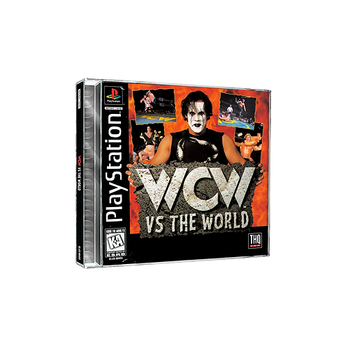 PlayStation | WCW Vs. The World