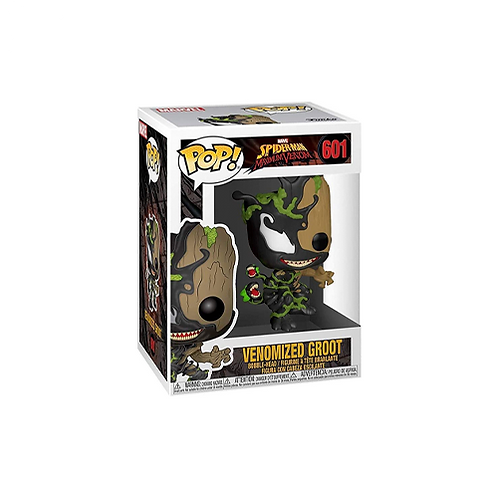 POP! Vinyl Figure | Spider-Man: Maximum Venom: Venomized Groot 601