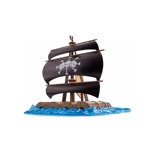 Grand Ship Collection   One Piece:Marshall D.Teach's Pirate Ship