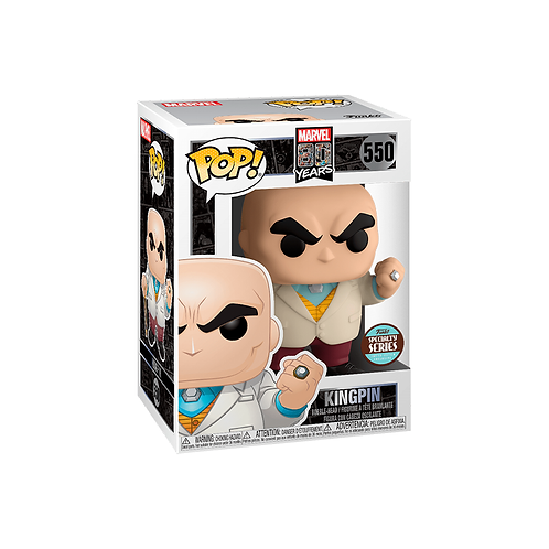 POP! Vinyl Figure | Marvel: 80 Years: Kingpin 550 (Funko: Specialty Series)