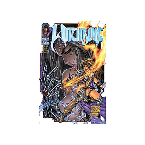 Cómic | WitchBlade #3 (ESP)