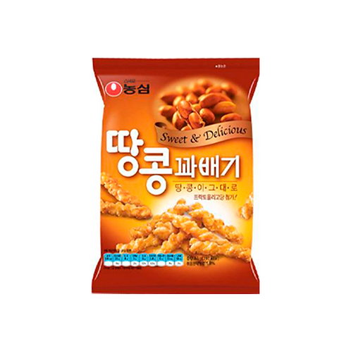 Snack | Honey Twist: Peanuts (85G)