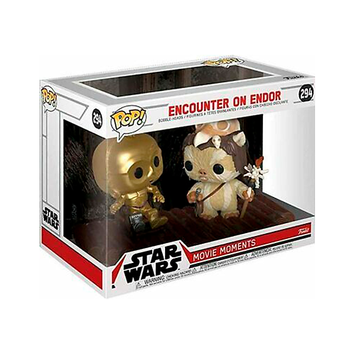 POP! Vinyl Figure | Star Wars: Encounter On Endor 294