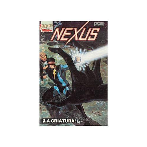 Cómic | NEXUS: ¡La Criatura!#13(ESP)