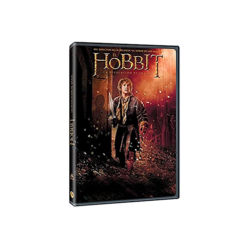 DVD | The Hobbit: The Desolation Of Smaug