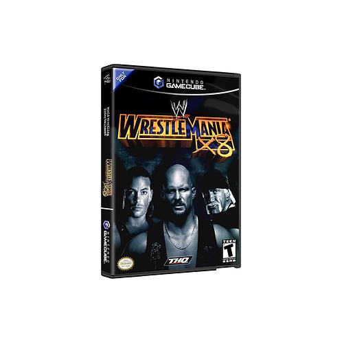 GameCube | WWE WrestleMania X8