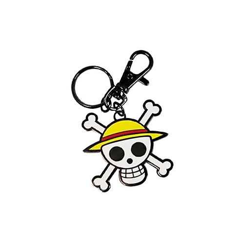 KeyChain | One Piece: Skull Luffy