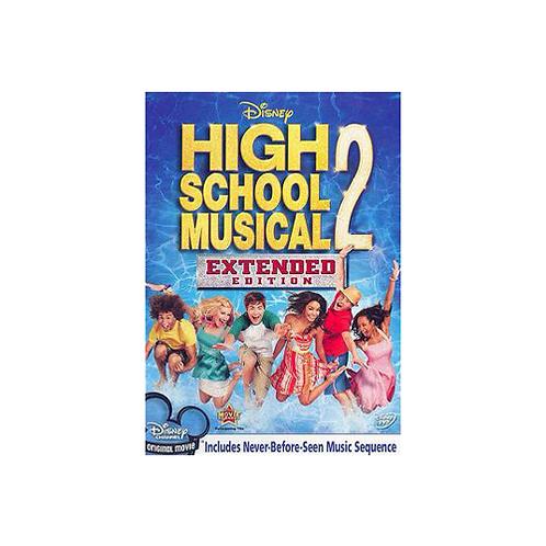 DVD | High School Musical 2 (Versión Extendida)