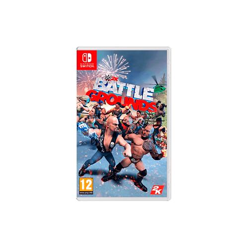 Nintendo Switch   WWE: Battle Grounds