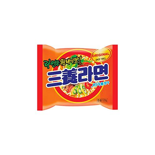 Instant Noodle | The Original Ramen Flavour (120G)