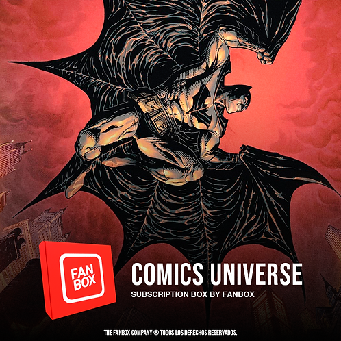 COMICS UNIVERSE By FanBox