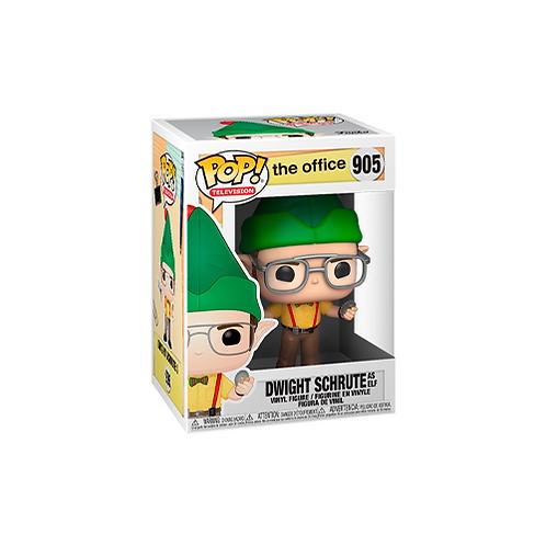 POP! Vinyl Figure | The Office: Dwight Schrute As Elf 905