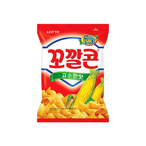 Snack | Popping Corn Chips (Original) (72G)