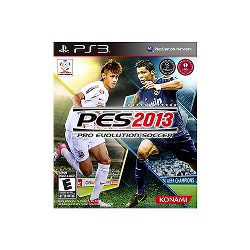 PS3 | Pro Evolution Soccer 2013 (PES 2013)