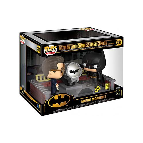 POP! Vinyl Figure | Batman Begins: Batman And Commissioner Gordon 291