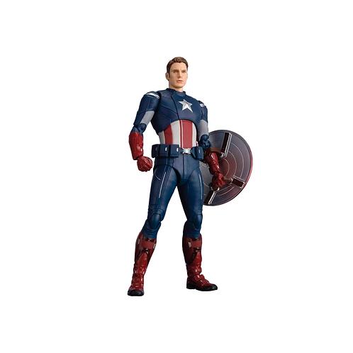 S.H.Figuarts | Avengers: Endgame: Captain America <<CAP Vs. CAP>>Edition