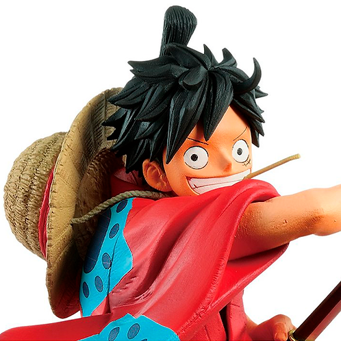 King Of Artist | One Piece: Monkey D. Luffy (Wano Country)