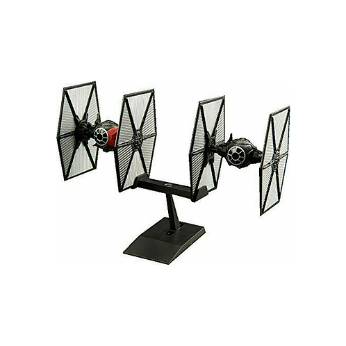 Vehicle Model | Star Wars: First Order Tie Fighter Set 004