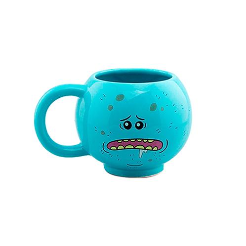 Official Mug (3D) | Rick And Morty: Mr. Meeseeks