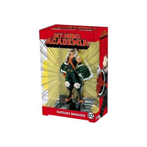 Super Figure Collection   My Hero Academia: Katsuki Bakugo 02
