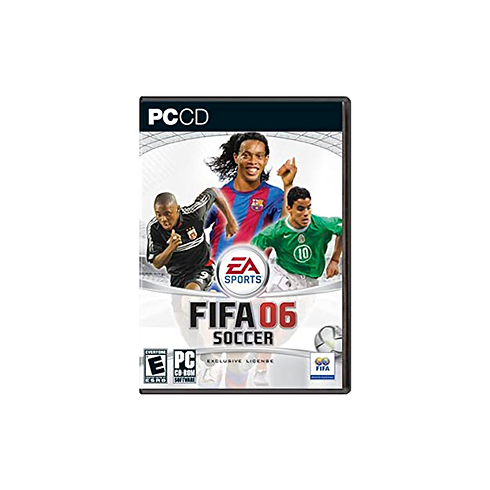 PC Game   FIFA Soccer 06