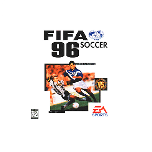 PC Game   FIFA Soccer 96