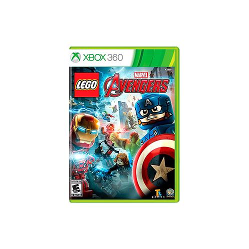 XBOX 360 | LEGO:Marvel Avengers