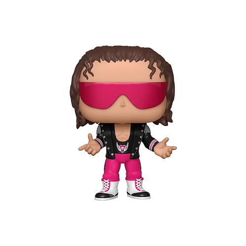 "POP! Vinyl Figure | WWE: Bret ""The Hit Man"" Hart 68"