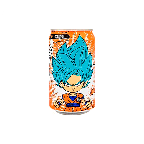 Sparkling Water | Ocean Bomb: Orange Flavour (Dragon Ball Super: Goku) (330ML)