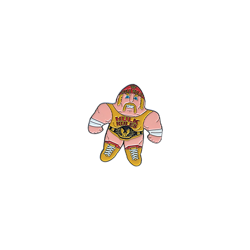 Wrestling Pins   Hulk Hogan: Hulk Rules #1