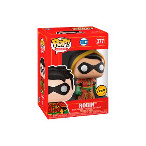 POP! Vinyl Figure   DC Comics: Robin 377 (Chase: Limited Edition))