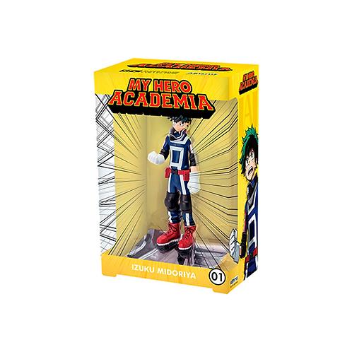 Super Figure Collection   My Hero Academia: Izuku Midoriya 01
