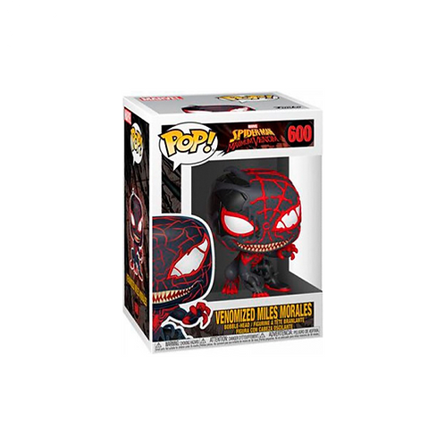 POP! Vinyl Figure   Spider-Man: Maximum Venom: Venomized Miles Morales 600