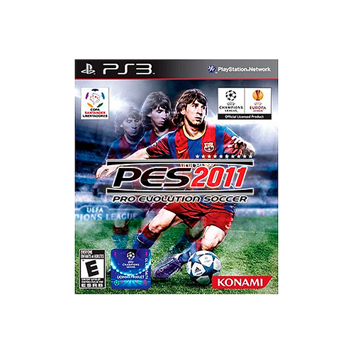 PS3 | Pro Evolution Soccer 2011 (PES 2011)