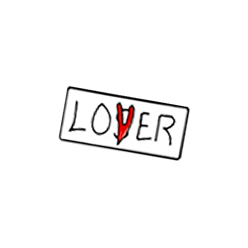 Horror Pins Collection | IT: Lover #1