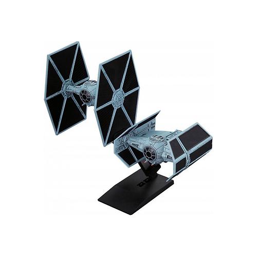 Vehicle Model | Star Wars: Tie Advanced X1 & Fighter Set 007