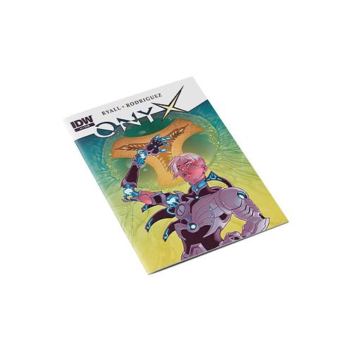 Cómic | Onyx #4 (ENG)