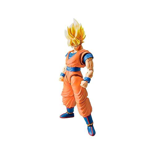 Plastic Model Kit | Dragon Ball Z: Super Saiyan Son Goku
