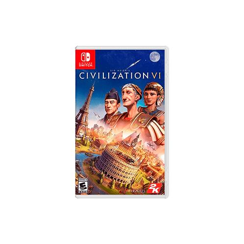 Nintendo Switch   Sid Meier's Civilization VI