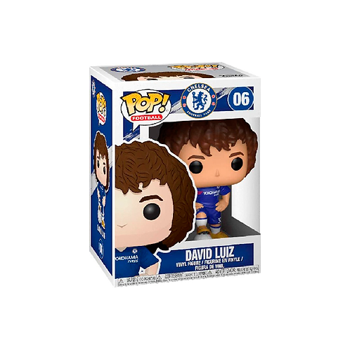 POP! Vinyl Figure | Chelsea: David Luiz 06