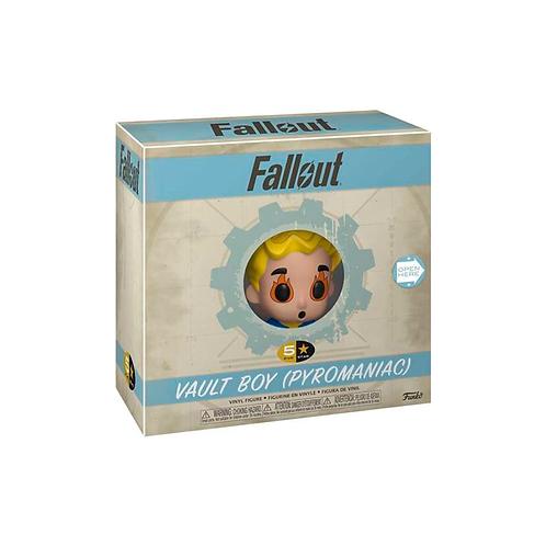 5 Star | Fallout:Vault Boy (Pyromaniac)