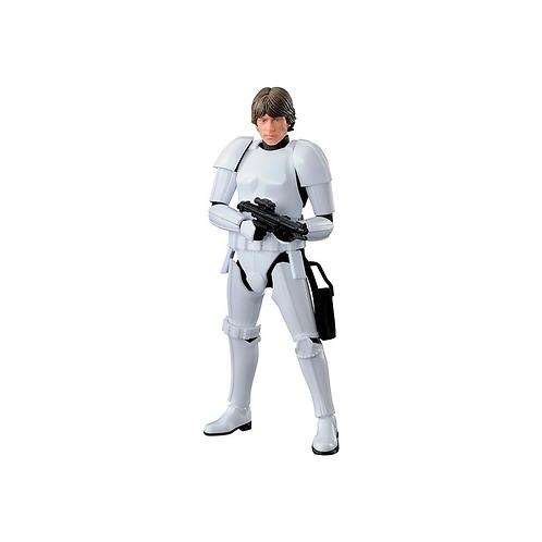 Plastic Model Kit | Star Wars: Luke SkyWalker (Storm Trooper)
