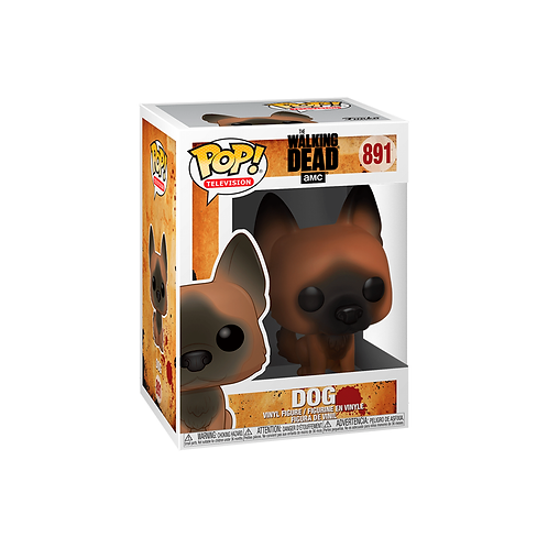 POP! Vinyl Figure | The Walking Dead: Dog 891