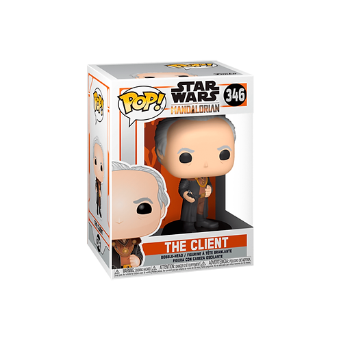 POP! Vinyl Figure | Star Wars: The Mandalorian: The Client 346
