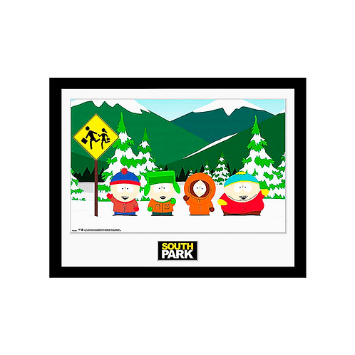 Collector Print | South Park