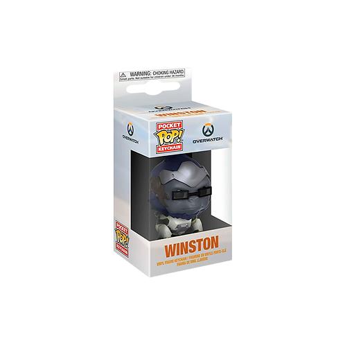 Pocket POP! KeyChain | Overwatch: Winston