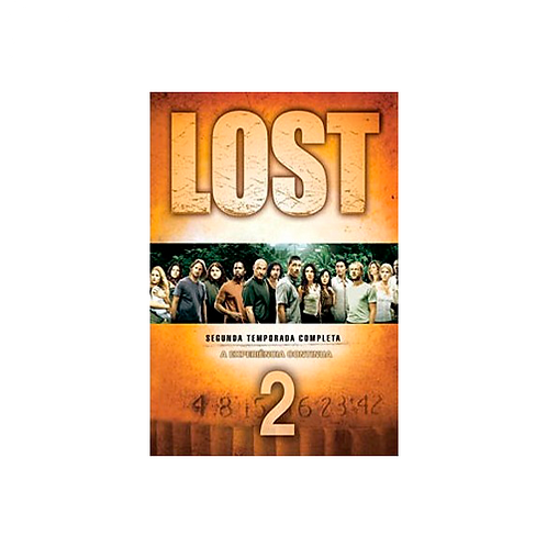 DVD | LOST: Second Season (The Extended Experience)