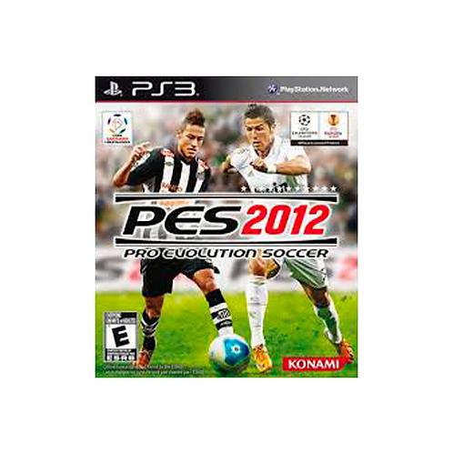 PS3   Pro Evolution Soccer 2012 (PES 2012)