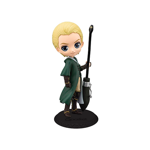 Q Posket | Harry Potter: Draco Malfoy (Quidditch Style: Ver. A)